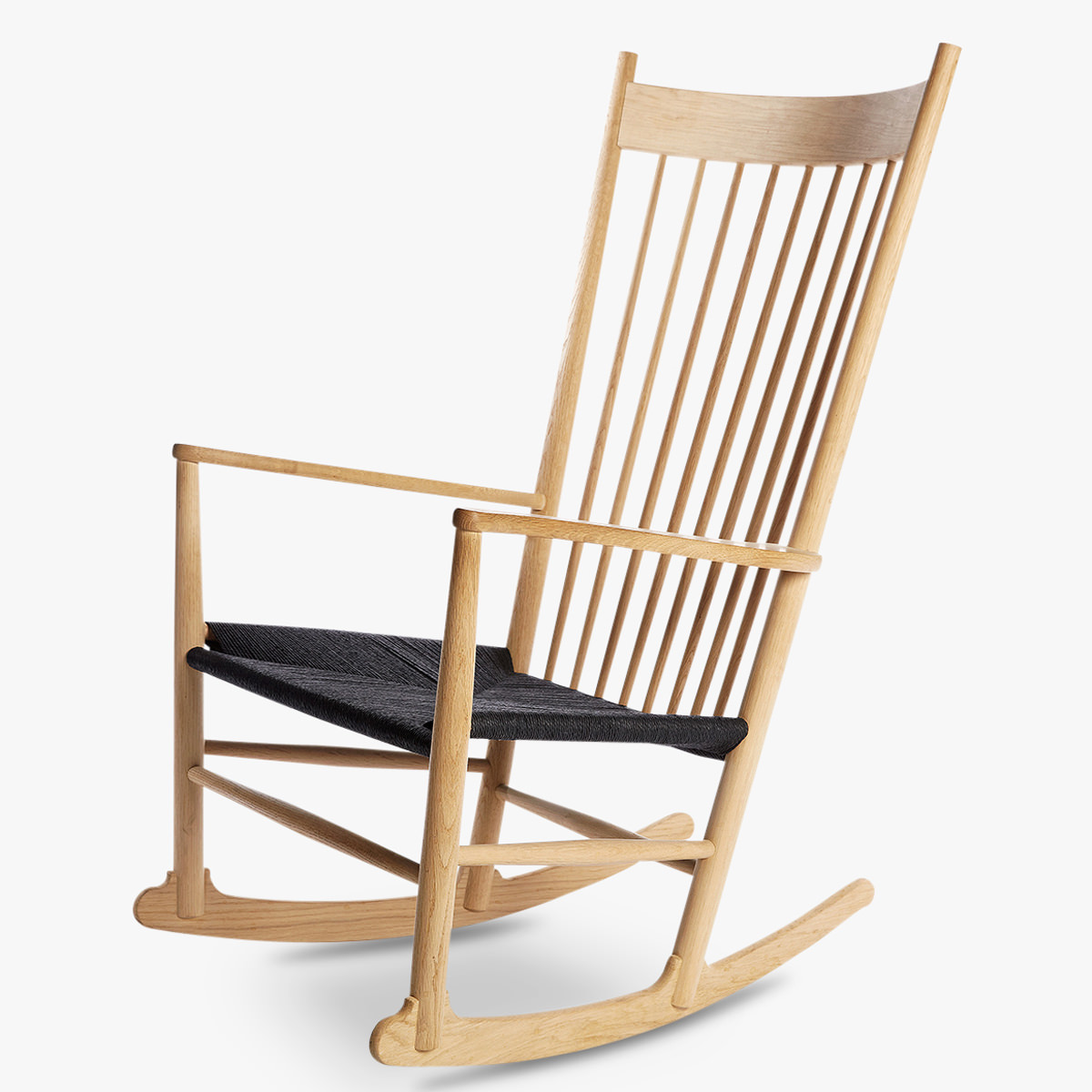 J16-Easy-Chair-Oak-Black-Paper-Cord-Front-Side2-1200